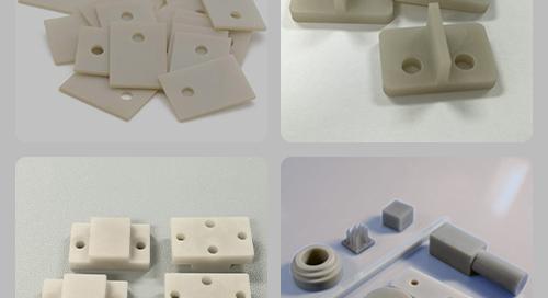 Aluminum nitride ceramic products