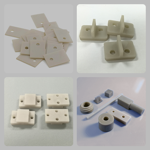 Precision engineering ceramics made of Aluminum nitride