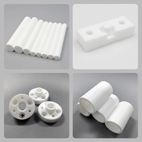 Precision engineering ceramics made of Machinable Ceramics