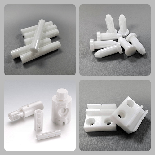 Precision engineering ceramics made of Zirconium Oxide