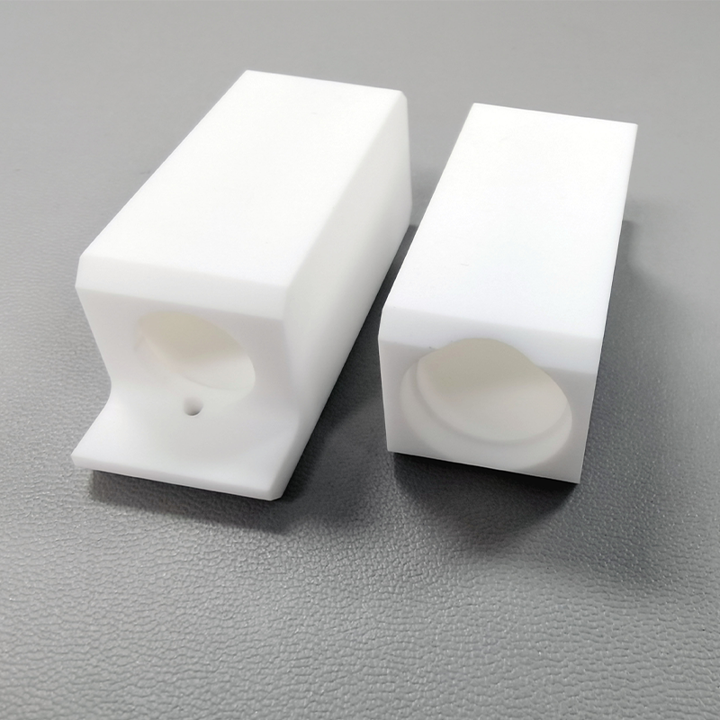 Machinable ceramic structural parts