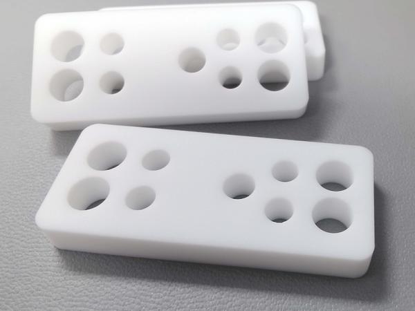 Machinable ceramic parts