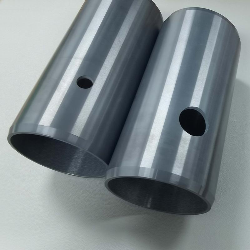 Silicon nitride ceramic sheath 1