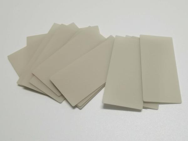 Aluminum nitride ceramic gasket1